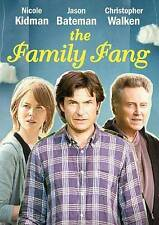 The Family Fang (DVD, 2016)