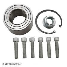 Wheel Bearing Kit Front,Rear Beck/Arnley 051-4206