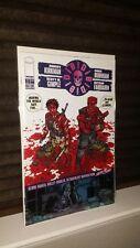 """Die Die Die #1 Image Comics Variant """"I'm Not a Fan of Violence"""""""