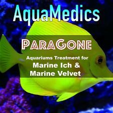 Aquarium Treatment for Marine Ich (white spot) Velvet - Fish Parasite & Fungus