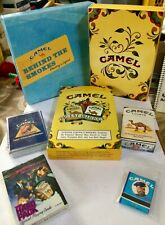 ADVERTISING LOT JOE CAMEL, Camel Cigarettes Promo items & ephemera