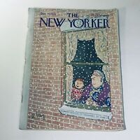 The New Yorker: Dec 14 1968 William Steig The Pictorial Arts Cover Full Magazine
