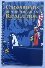 CROSSROADS OF THE AMERICAN REVOLUTION GUIDE TO NEW JERSEY'S WAR SITES BOOK