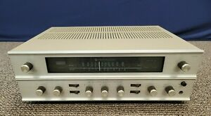 Kenwood AM FM Stereo Multiplex Tube Receiver KW-55 AS IS PARTS