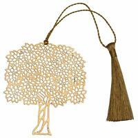 Baum Lesezeichen Metall Schule Neu Geschenk Büro Schreibwaren Clip