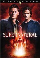 Supernatural Complete Fifth Season 0883929103300 DVD Region 1