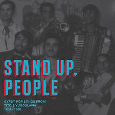 STAND UP PEOPLE  CD NEU