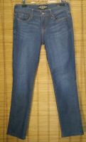 LUCKY BRAND SWEET N STRAIGHT SIZE 8 / 29 DARK WASH WOMEN'S JEANS