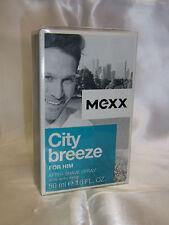 MEXX City breeze for him man man - After Shave 50 ml - Neu/OVP