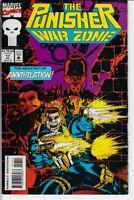 Punisher War Zone (1992) #17 Published Jul 1993 by Marvel.