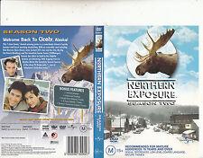 Northern Exposure-1990/95-TV Series USA-[Season Two-2 Disc]-2 DVD