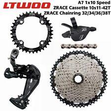 LTWOO MTB 1x10 Speed Groupset 42T 46T ZRACE Cassette/Chainring MTB 10S group set