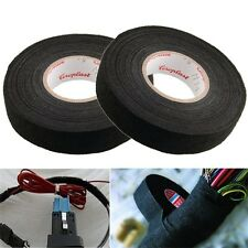 NEW TAPE 51608 ADHESIVE CLOTH FABRIC WIRING LOOM HARNESS 15M x 19mm  FO