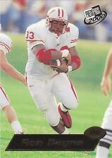 RON DAYNE 2000 Press Pass ROOKIE card Wisconsin Badgers New York Giants NR MT