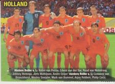Tradingcard Holland / The Netherlands national Team 2006