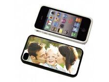 Silikon Hülle für iPhone 4 4S Schale Softcover Case mit Bild Foto Motiv Logo