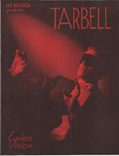 Red Variant Eyeless Vision Harlan Tarbell Promotional Flyer
