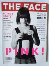 September The Face Monthly Music, Dance & Theatre Magazines