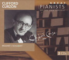 Clifford Curzon - 2 CD-Mozart/Schubert