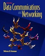 Data Communications and Networking (McGraw-Hill Forouzan Networking Series)