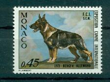 Monaco 1973 - Y & T  n. 922 - Exposition canine internationale  Monte-Carlo