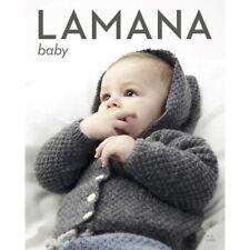 Lamana modèles de tricot Instructions MAGAZINE 01 Baby (allemand)
