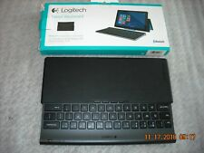 Logitech Tablet Keyboard for Windows and Android, P/N 920-004569 , Black