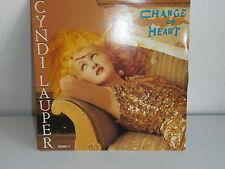 CYNDI LAUPER Change of heart PRT 650201 7