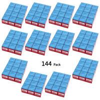 Wholesale! Blue Billiard Pool Cue chalk Billiard chalk 12 Dozen (144 pieces)