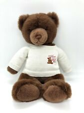 Gund Lord And Taylor 20 Inch 100th Anniversary Plush Teddy Bear With Sweater