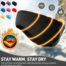 Fleece Winter Headband Ear Warmers Muffs for Men Women Kid Running Skiing Outdoo