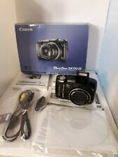Canon PowerShot SX110 IS 9.0MP 10X Zoom Digital Camera  UNTESTED Parts Only
