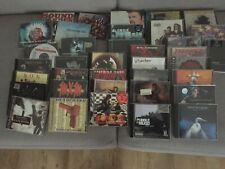 38 CD`s ROCK - POP - HARD ROCK guter Zustand bekannte Namen