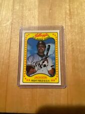 1981 Kellogg's 3-D Super Stars - #3 - Reggie Jackson - New York Yankees