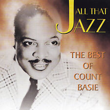 COUNT BASIE - CD - ALL THAT JAZZ - THE BEST OF COUNT BASIE