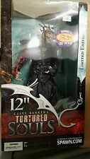 Mcfarlane Clive Barker's Tortured Souls 12in Agonistes Deluxe Action Figure NEW