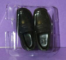 NEW! Barbie SILKSTONE FASHION INSIDER Ken BLACK Dress SHOES Never Removed