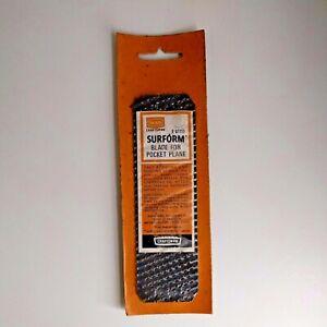 Craftsman Surform Blade for Pocket Plane (Unopened but Vintage, made in England)