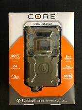 Bushnell Core Low Glow 24MP Game Trail Camera BRAND NEW