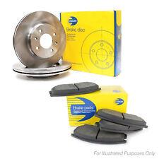 Lexus RX 300 Comline Front Brake Discs & Pad Set