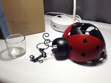 Partylite Ladybug P91565 votive candle holder hanging New Retired Rare