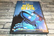 DVD - LE GEANT DE FER / DVD WARNER KIDS