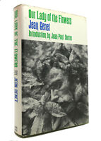 Jean Genet OUR LADY OF THE FLOWERS  1st Edition 3rd Printing
