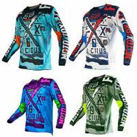 FOX PRO Downhill Jersey Radfahren Trikots Mountainbike Kleidung Fahrrad T-shirt