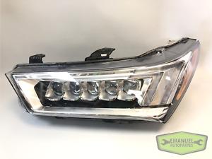 Acura MDX 2017 2018 2019 LH Left LED Headlight OEM