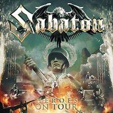 SABATON - HEROES ON TOUR - NEW CD / DVD ALBUM