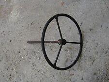 Cockshutt 30 rowcrop Tractor Original steering wheel & short steering shaft