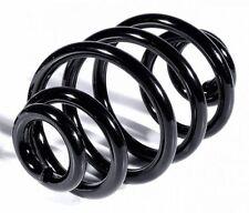 schwarze Sitzfeder 4 Zoll für Harley Dyna Schwingsitz Motorrad