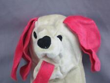 PRE-DISNEY BABY EINSTEIN LEGENDS & LORE MCDONALD DOG HAND PUPPET PLUSH STUFFED