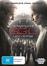 Stargate Universe : Season 2 (DVD, 2011, 5-Disc Set)